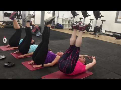 Group Personal Training workout, Farnham