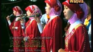 Qasidah Modern Az Zahra - Ya Badrotim