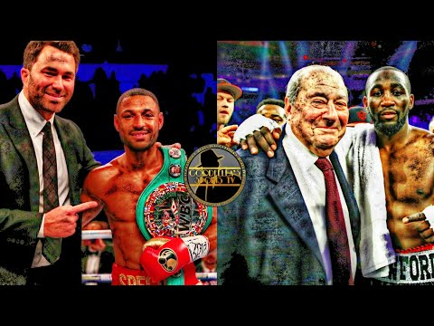 Terence Crawford Vs Kell Brook In Works | Going Down On DAZN???