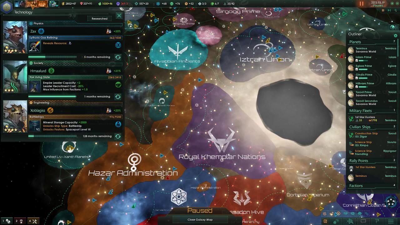 Let's Play Stellaris: Utopia as the LSFCLF #10: Terraforming and integration