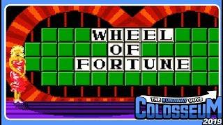The Runaway Guys Colosseum 2019 – Wheel of Fortune