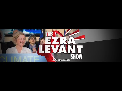 Ezra Levant Show: StopTheCarbonTax.com and much more