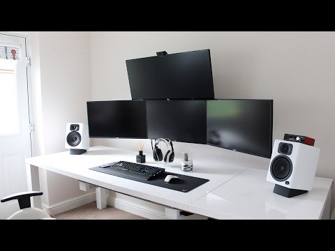 Ultimate Cable Management Guide How To Get Super Clean Gaming Setup