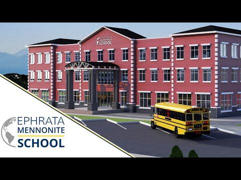 Ephrata Mennonite School - New School Fundraiser