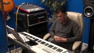 Cách Đệm Nhạc Trên Keyboard Với Phần Phụ Họa Của Trống ~ NS Cao Tiên