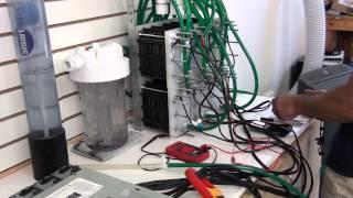 Green Fuel H2o HHO 354 Plate Monster Hydrogen Generator Build Part 7