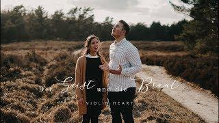 Denn der Geist und die Braut - Violin Heart
