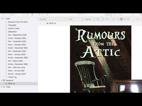 How To Format And Compile Your Ebook In Scrivener For Amazon KDP Authortube Preprtober