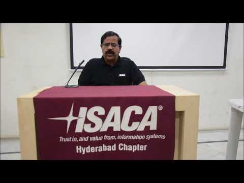 ISACA - Cyber Conference 2017, Hyderabad, India