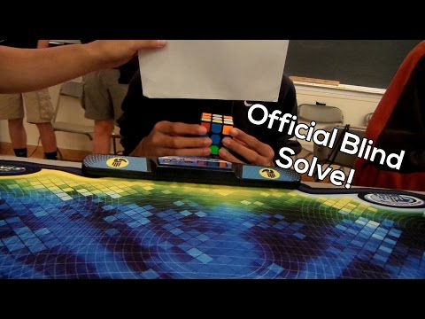 2:23.12 Official 3BLD Single [Berkeley Summer 2016]