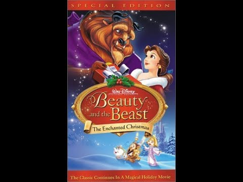 opening amp closing to beauty and the beast the enchanted