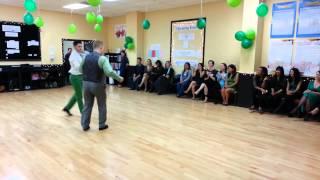 Duncan King 1-16-15 Welcome Dance Arthur Murray Santa Monica