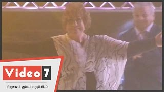بالفيديو.. تكريم سميحة أيوب ومحمد سلطان فى مونديال الإذاعة والتليفزيون