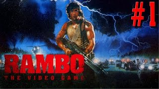 Rambo: The Video Game - #1 - Chapter 1: Prologue