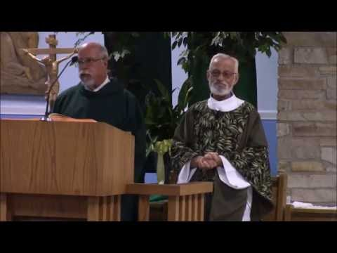 Sunday Mass, July 31, 2016  Our Lady of Hope Church, Bedford, OH  Fr. Dan Begin