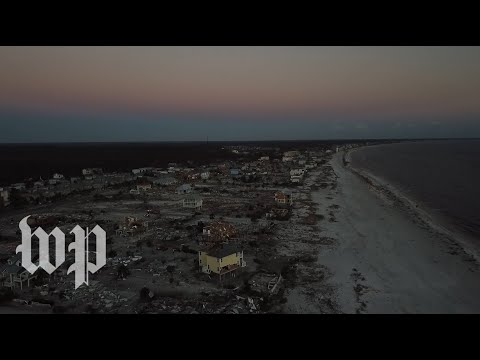 This is what they call devastation: Mexico Beach after Hurricane Michael