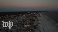 'This is what they call devastation': Mexico Beach after Hurricane Michael
