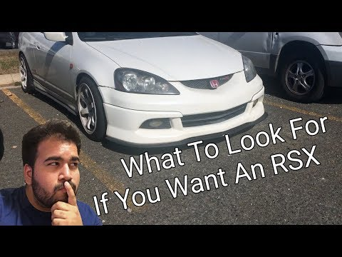 5 Things To Look Out For When Buying an RSX