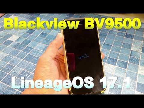 Blackview BV9500 LineageOS 17