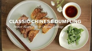Classic Chinese Dumplings Inspired by Din Tai Fung  | Farm to Table Family | PBS Parents