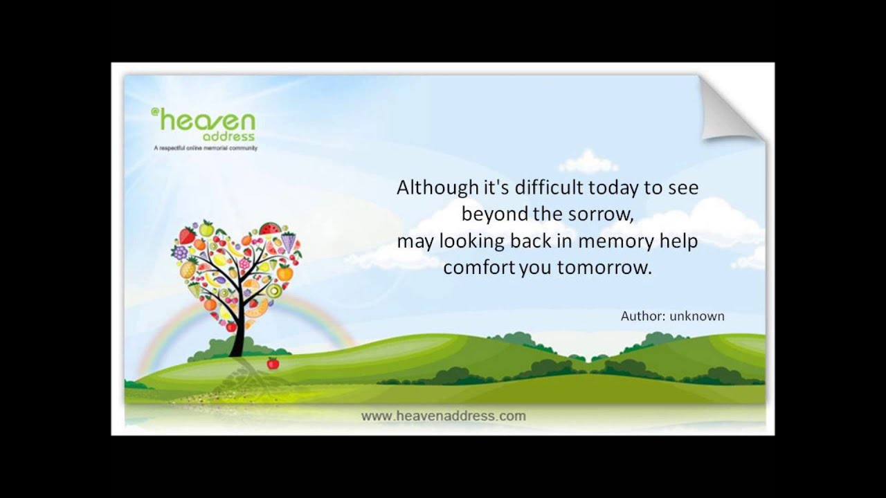 ENG0004 Video Sympathy Message Male Voice YouTube – Sympathy Message