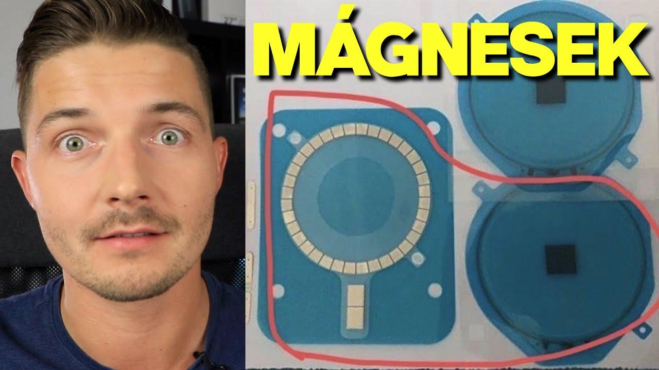 Miért lesznek mágnesek az iPhone 12-ben?