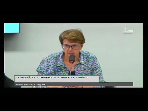 DESENVOLVIMENTO URBANO - Reunião Ordinária - 16/05/2018 - 10:41