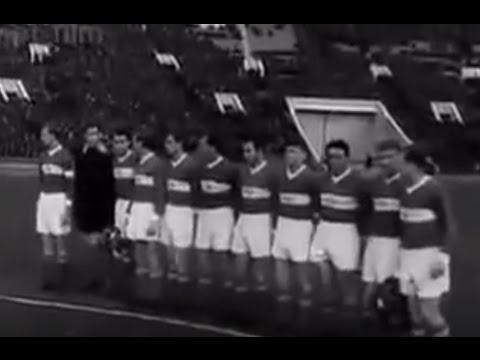 СПАРТАК - Динамо (Киев, СССР) 4:3, Чемпионат СССР - 1956