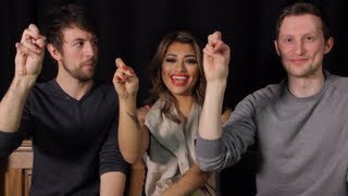 The Hand Matching Game with Vanessa White | The Saturdays