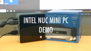 Intel Nuc Mini Pc Demo