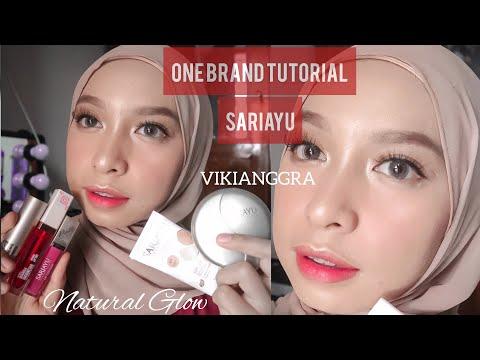 one-brand-makeup-tutorial-sariayu-cocok-untuk-daily-makeup-😍