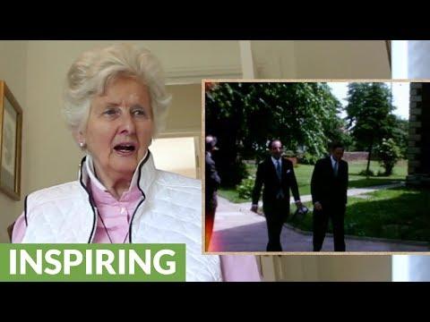 Liz - A wedding video found after 54 years!