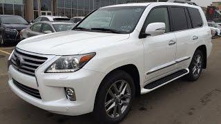 Lexus LX 570 2015 Videos