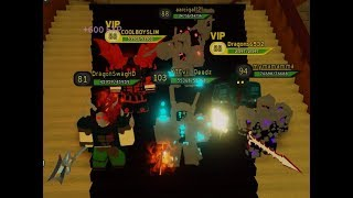 Streaming Roblox Dungeon Quest part 32 join if you want (no Mic) (be Music)