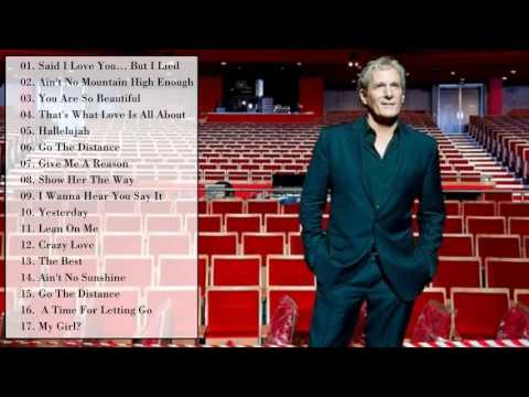 Michael Bolton Album Greatest Hits    Michael Bolton Songs Collection Best Music Cover