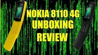Nokia 8110 4G Unboxing & Full Review UK