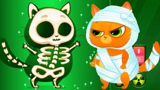 Play Fun Kitten Pet Care Game - Bubbu - My Virtual Pet - Cute Kitten Animation Games For Kids
