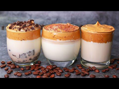 Dalgona-Coffee-Recipe-in-3-Ways-TikTok-Trending-Dalgona-Coffee-Whipped-Coffee-Recipe-Yummy