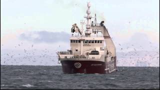 Fishing boats compilation February 2015