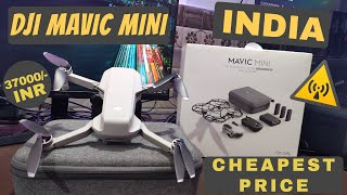 How I got Cheapest DJI MAVIC MINI in INDIA | Fly More Combo @ 37000 INR | Best Budget Drone