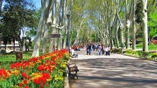 Istanbul Gülhane Parkı [ HD ]