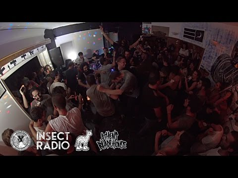 Insect Radio LIVE // Athens Blade House 4 (2016)
