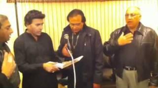 Rizvi Brothers - Miami, Florida USA - Mere Qasim Ki Aati Hai Mehndi