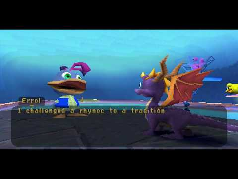 Spyro 3: Year of the Dragon: Part 23: A Frosty Breath in Frozen Altars