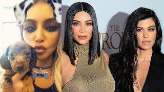 Kim Kardashian Betrays Kourt By Hanging Out With Sofia Richie?