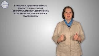 Русский 8кл Назывные предложения