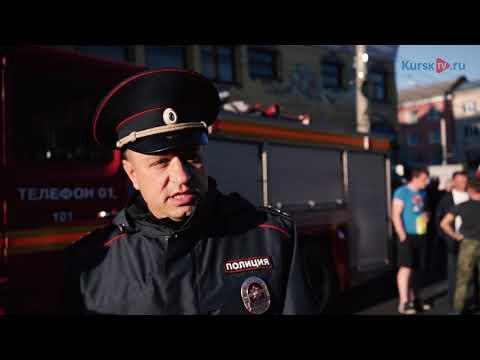 """В Курске ЗИЛ угробил 2 автобуса и несколько """"легковушек"""""""