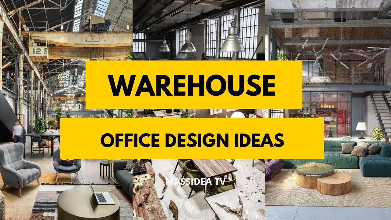 50+ Awesome Warehouse Office Design Ideas Around The Worlds