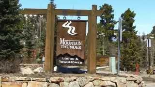 Mountain Thunder Lodge, Breckenridge, Colorado