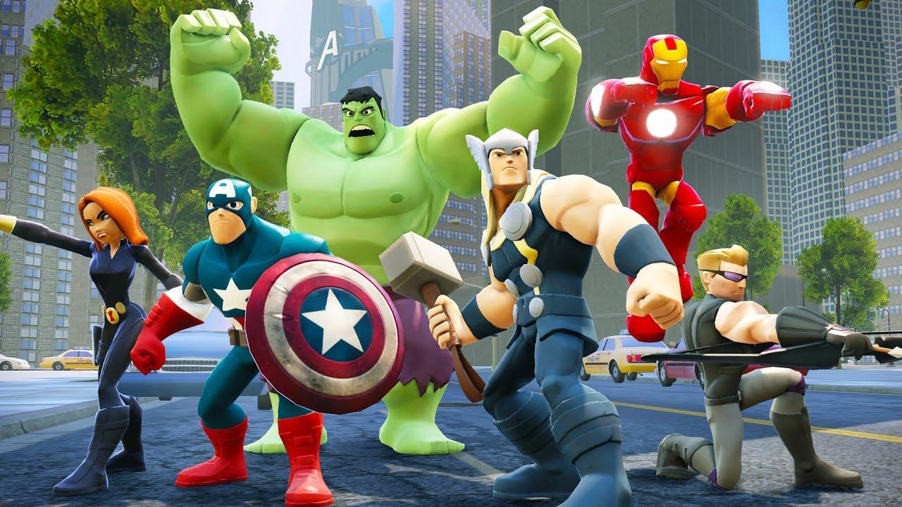 Youtube Movies For Kids Iron Man